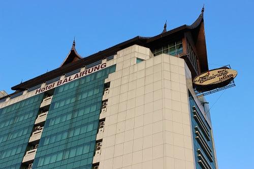 Hotel Balairung Jakarta - Reservation Page