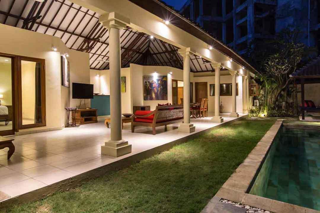 Bali Zen Villas Umalas Reservation Page