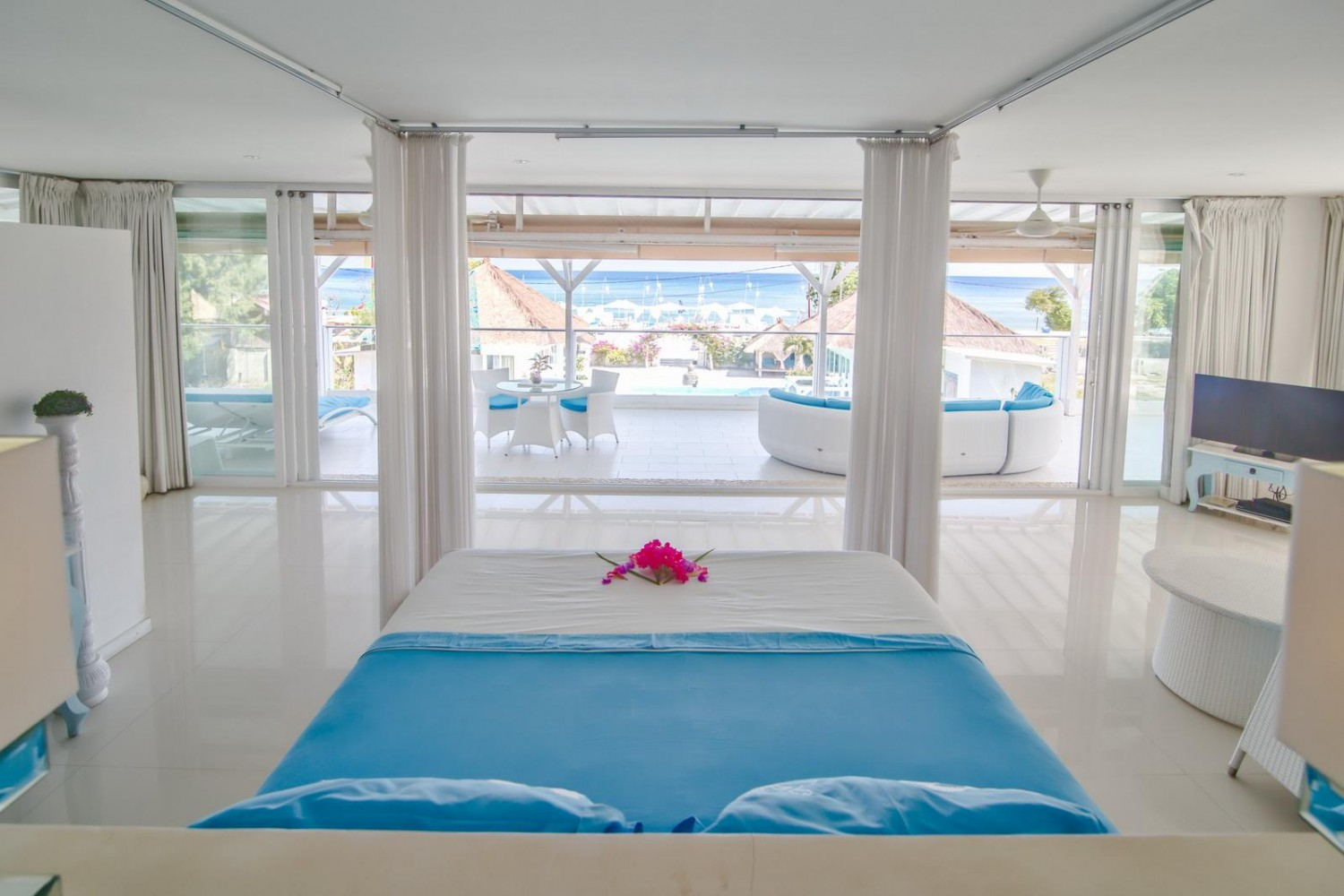 Villa Gili Bali Beach - Booking Page