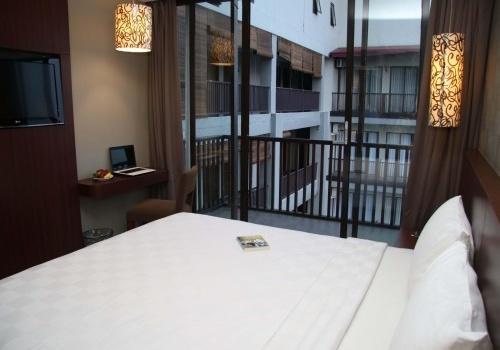 D Anaya Hotel Bogor Reservation Page