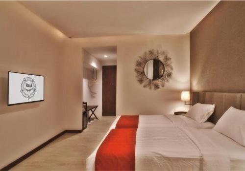 Royal Padjadjaran Hotel Reservation Page
